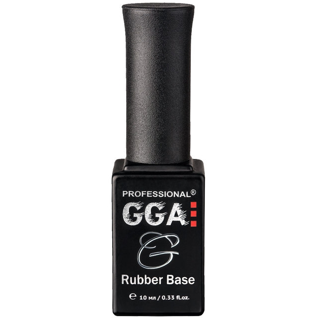 Каучуковая база GGA Professional Rubber Base 10 мл